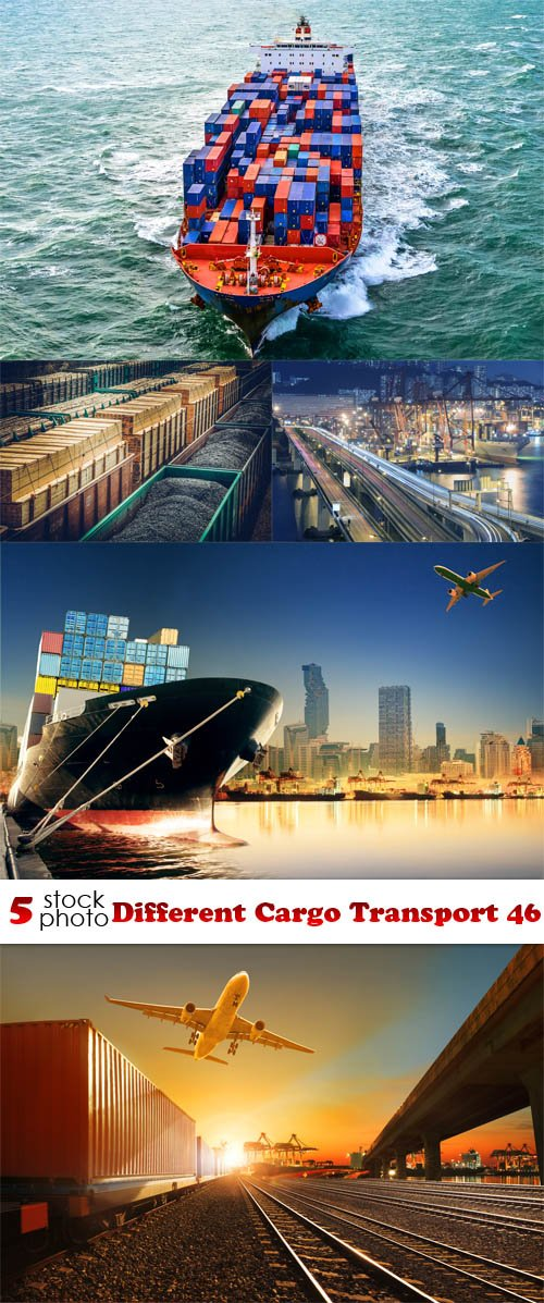 Photos - Different Cargo Transport 46
