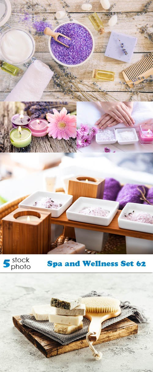 Photos - Spa and Wellness Set 62