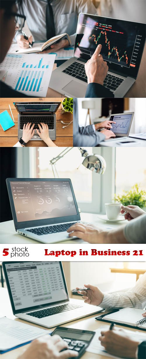 Photos - Laptop in Business 21