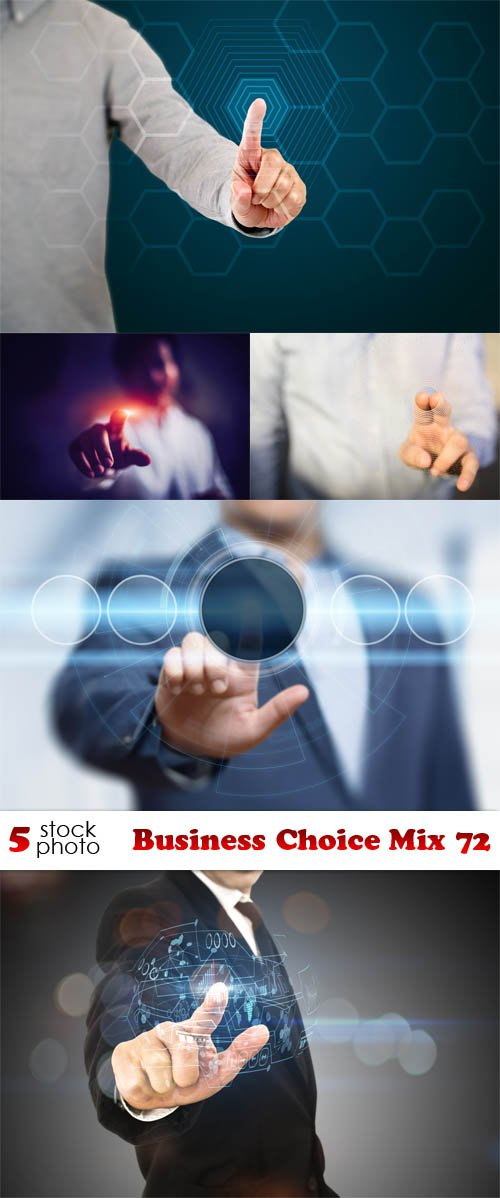 Photos - Business Choice Mix 72