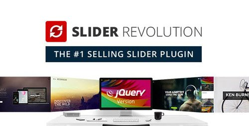 CodeCanyon - Slider Revolution v5.4.8 - Responsive jQuery Plugin - 2580848