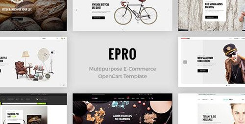 ThemeForest - ePro - Premium OpenCart Template (Update: 22 August 17) - 16439843