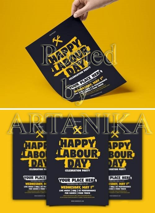 International Labour Day ( May Day )