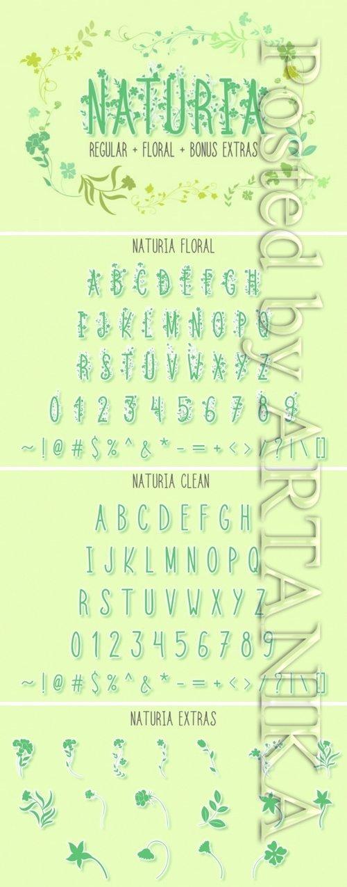 Naturia Font