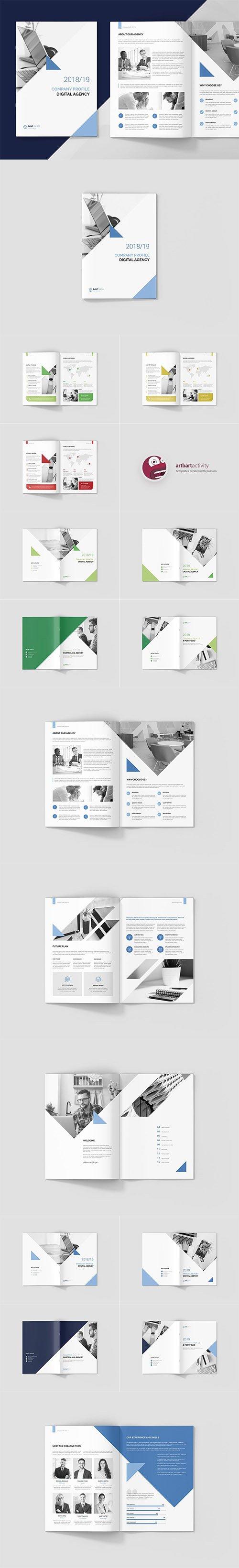 Digital Agency – Company Profile