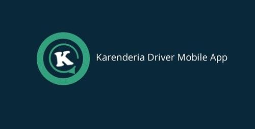 CodeCanyon - Karenderia Driver Mobile App v1.7.2 - 16460414