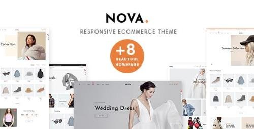 TheemForest - Nova - Prestashop 1.7.5.x Theme for Fashion | Clothing| Bags | Shoes | Accessories (Update: 9 March 19) - 23196727