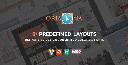 ThemeForest - Orianna v1.4.2 - Responsive WooCommerce Fashion Theme - 11797176