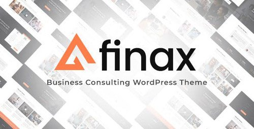 ThemeForest - Finax v1.0 - Responsive Business Consulting WordPress Theme - 23431690