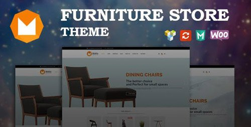 ThemeForest - Mobilia v1.2 - Furniture WooCommerce WordPress Theme - 17079432