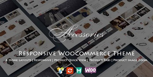 ThemeForest - WooAccessories v1.2 - Responsive WordPress Theme - 14553336
