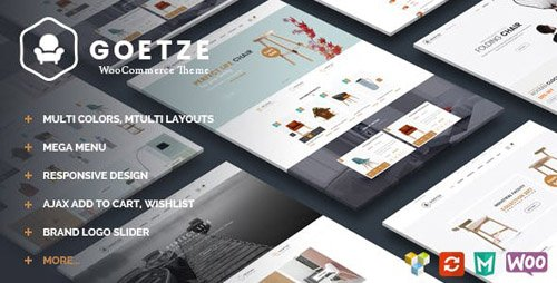 ThemeForest - Goetze v1.3 - Responsive WooCommerce WordPress Theme - 15736092
