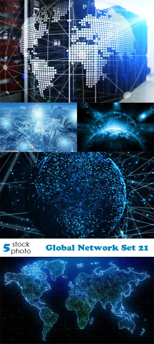 Photos - Global Network Set 21
