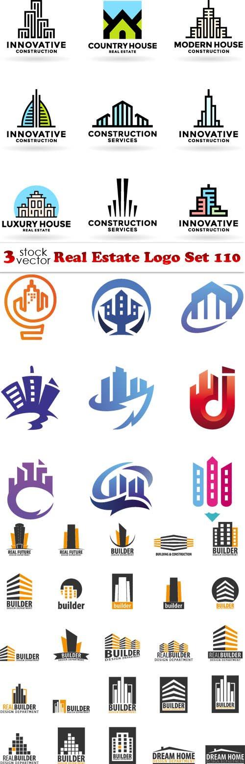 Vectors - Real Estate Logo Set 110