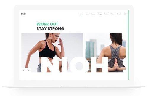YooTheme - Nioh Studio v1.19.1 - Joomla Theme