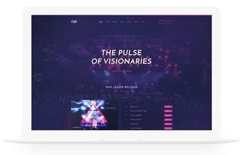 YooTheme - Vibe v1.19.1 - Joomla Theme