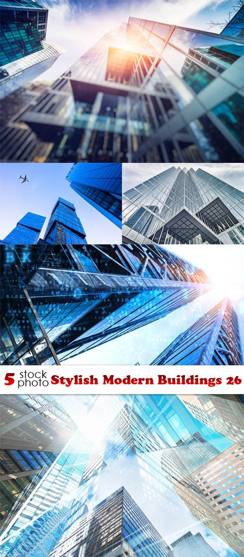 Photos - Stylish Modern Buildings 26