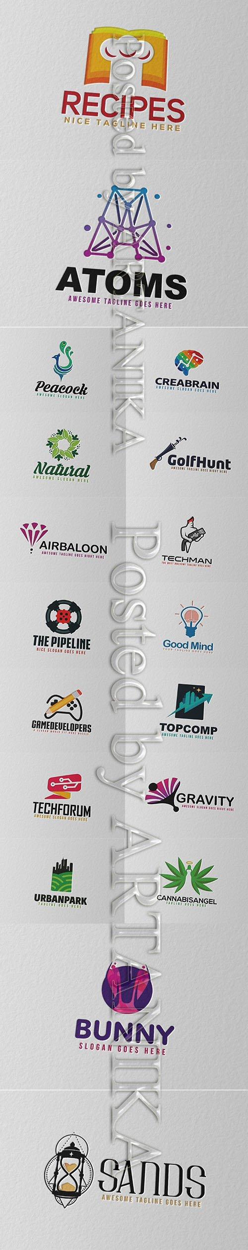 Mix Logo Set Vol 2