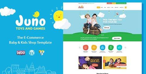 ThemeForest - Juno v1.5 - Kids Toys & Games Store WordPress Theme - 17354674