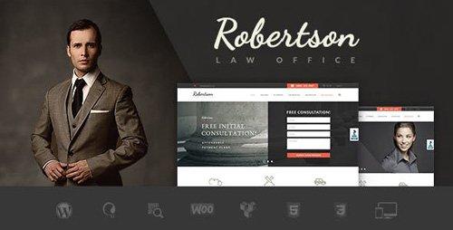 ThemeForest - Law Office v2.5 - A Lawyers Attorneys Legal Office WordPress Theme + RTL - 10427854