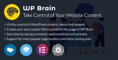 CodeCanyon - WP Brain v1.3.4 - WordPress Logic Controller - 20101086