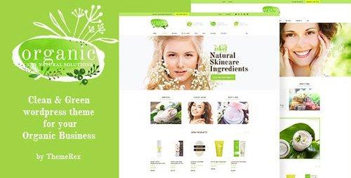 ThemeForest - Organic Beauty v1.4 - Store & Natural Cosmetics WordPress Theme - 18008993