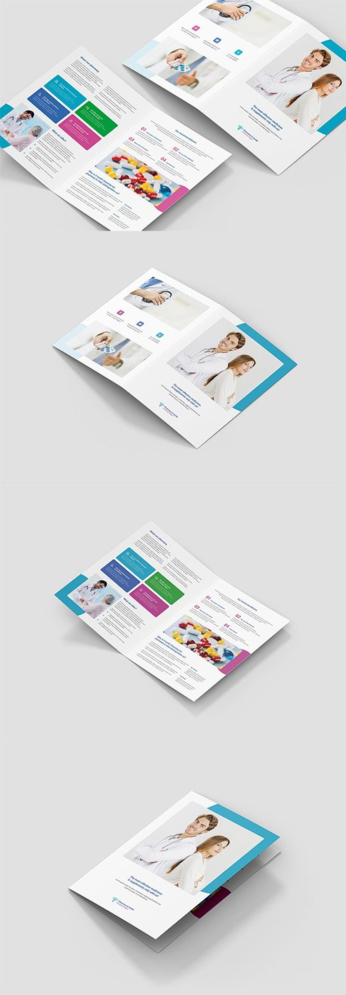 Brochure - Pharmacy Bi-Fold