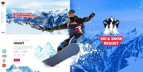 ThemeForest - Snow Club v1.1 - Ski Resort and Snowboard Classes WordPress Theme - 19888774