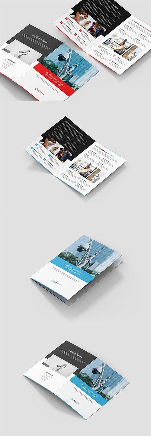 Brochure – Home Security Bi-Fold