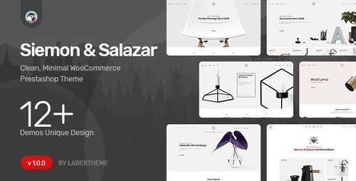 ThemeForest - Themes Siemon & Salazar v1.0 - Responsive Prestashop 1.7 - 23144126