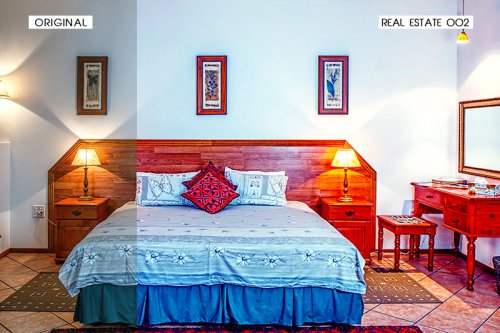 6 Real Estate Photoshop Action