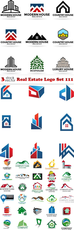 Vectors - Real Estate Logo Set 111