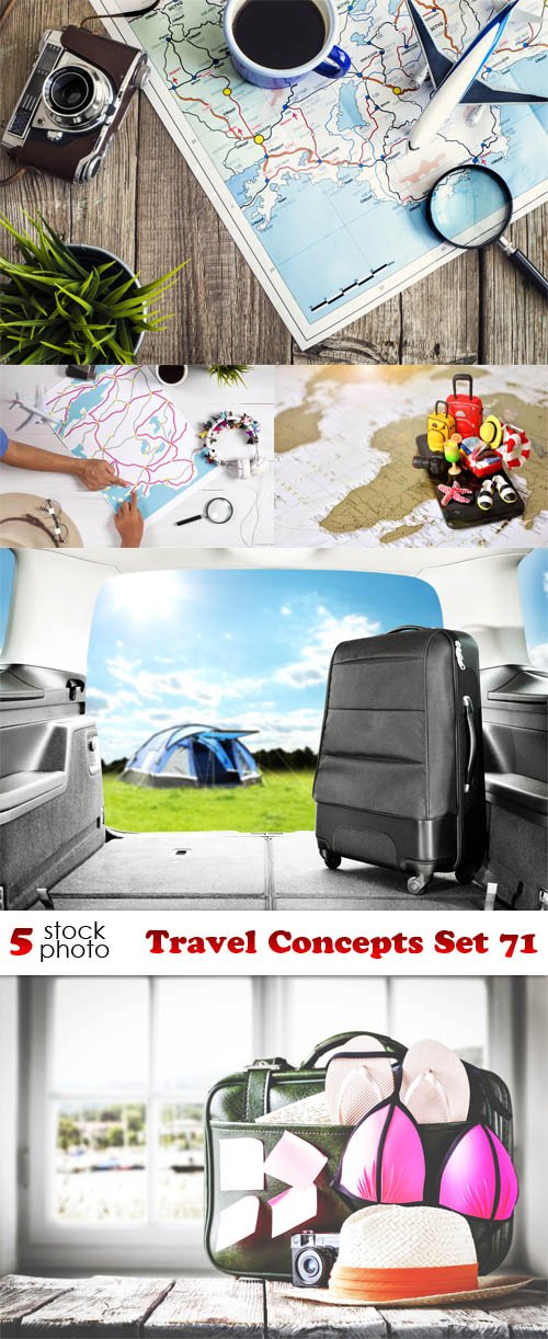 Photos - Travel Concepts Set 71