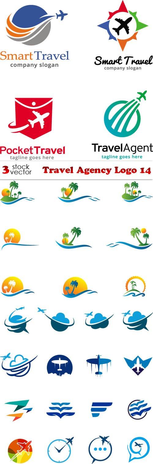 Vectors - Travel Agency Logo 14