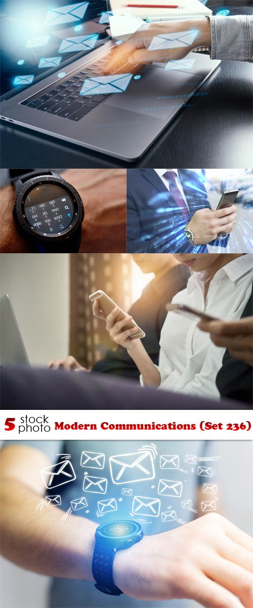 Photos - Modern Communications (Set 236)
