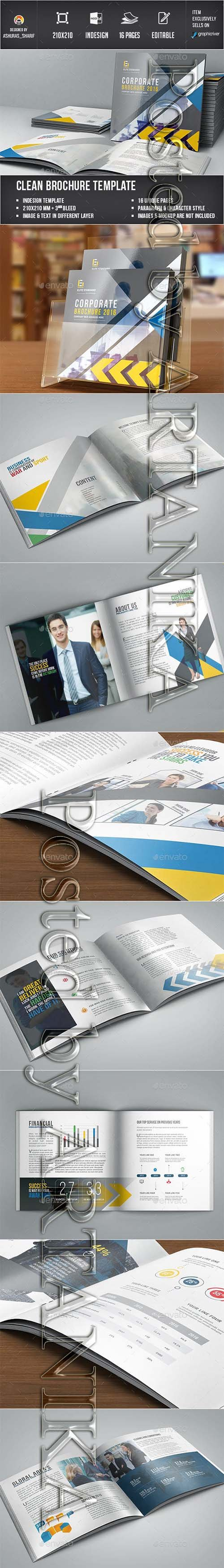 Graphicriver - Brochure 15504171
