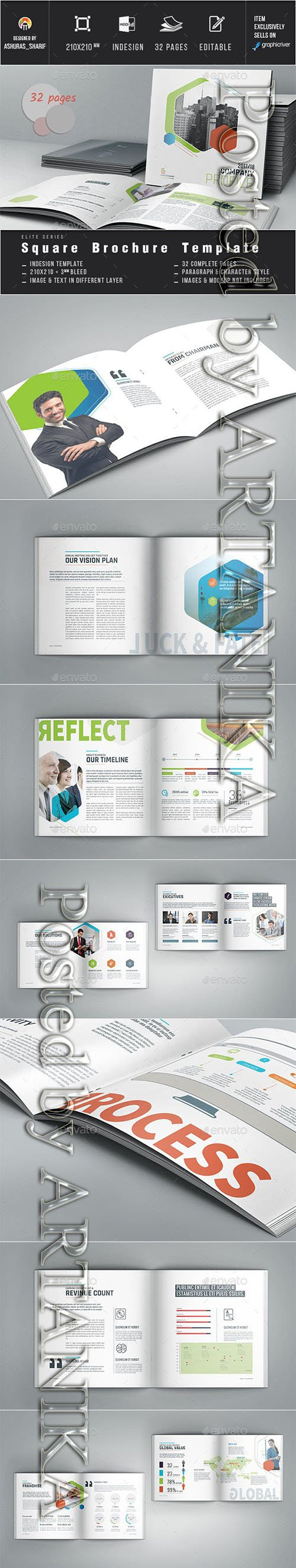 Graphicriver - Company Profile 18623766