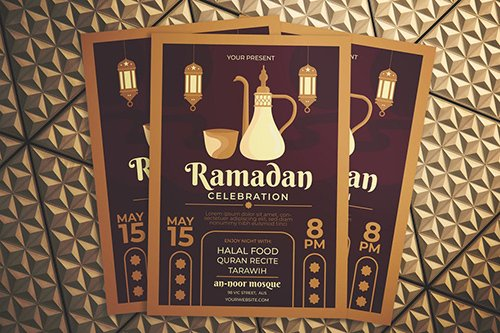 Ramadan Day Flyer PSD