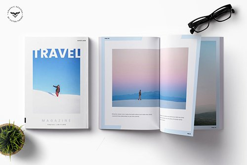 Travel Magazine INDD
