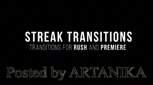 Streaks Premiere Rush Templates 214078