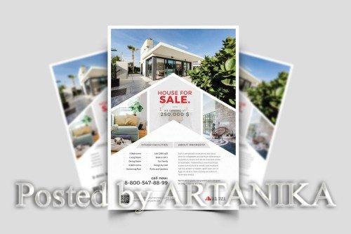 Property PSD Flyer