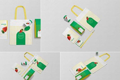 Packaging Mockup Scenes