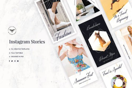 Instagram Stories Template - WNT6UY3