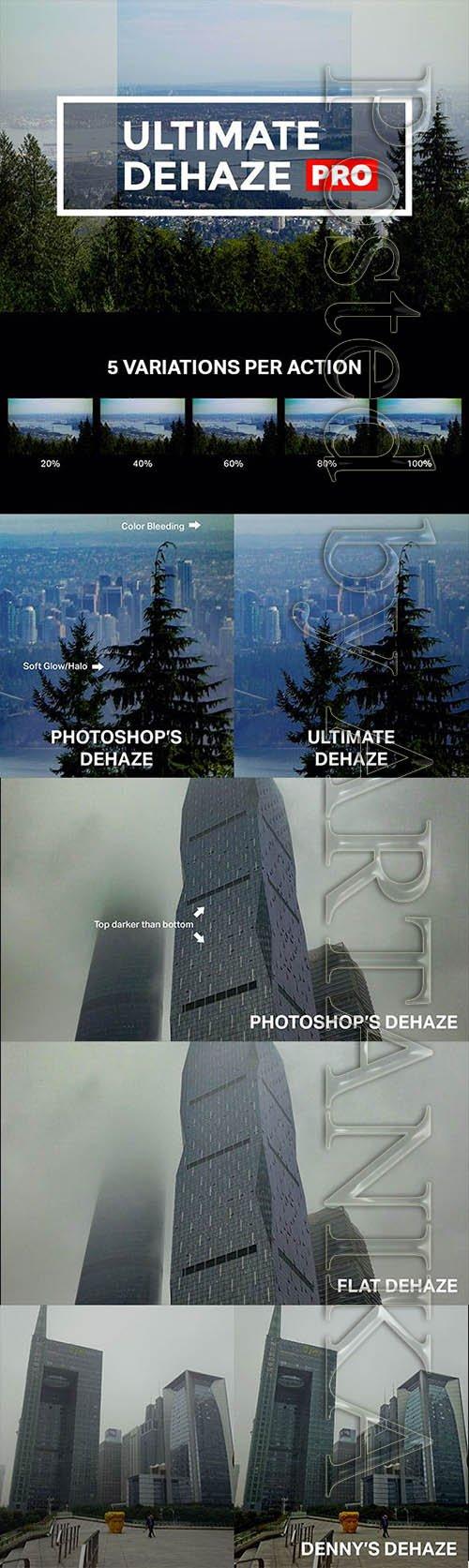 Graphicriver - Ultimate Dehaze Pro 19210981