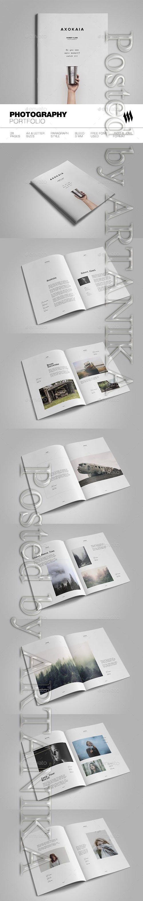 GraphicRiver - Photography Portfolio 19254118
