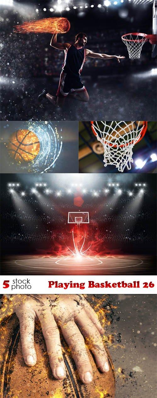Photos - Playing Basketball 26