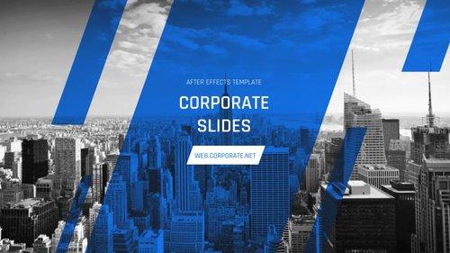 MotionArray - Corporate Slides III 218202