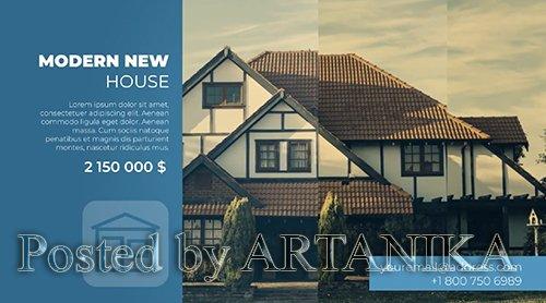 Modern Real Estate Slideshow 223012