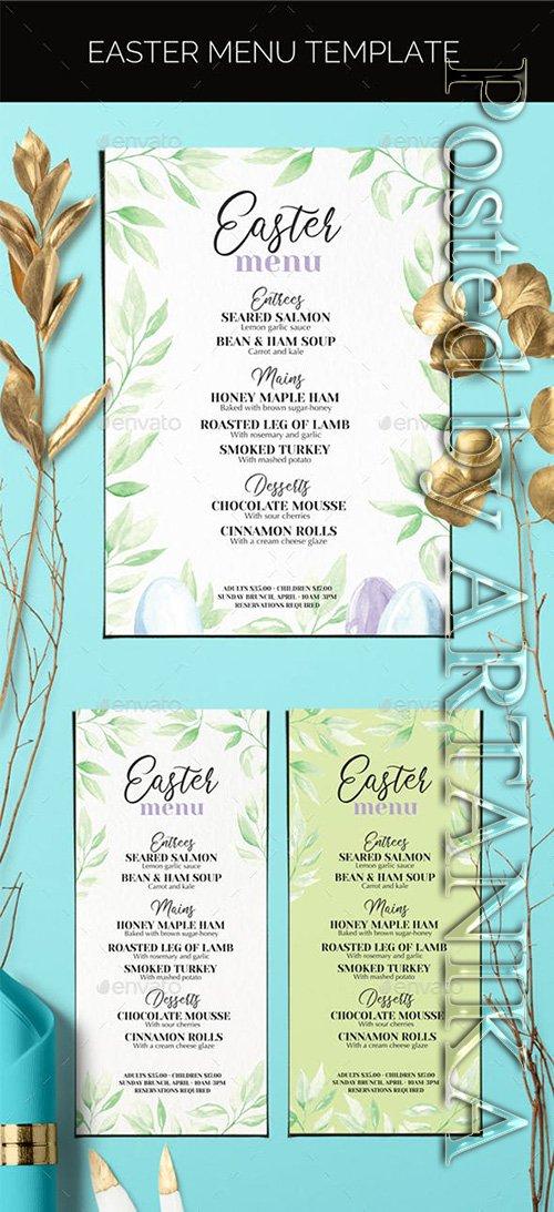 GR - Easter Brunch Menu 23414407