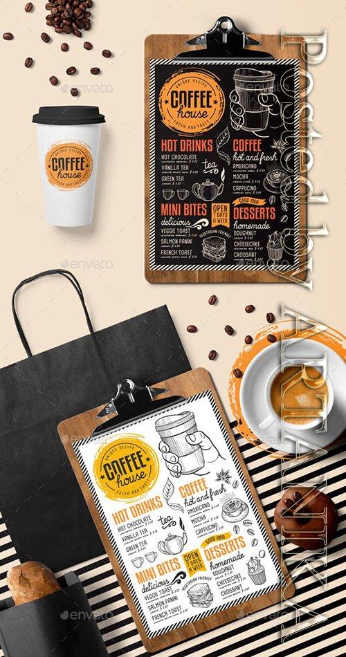 GR - Coffee Menu Template 21508292